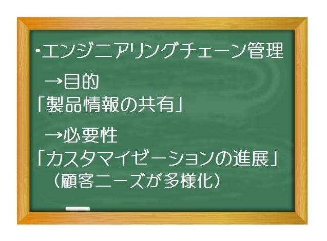 経営管理(基礎編)_エンジニアリングチェーン管理(1)- 製品情報の共有こそものづくりの競争力