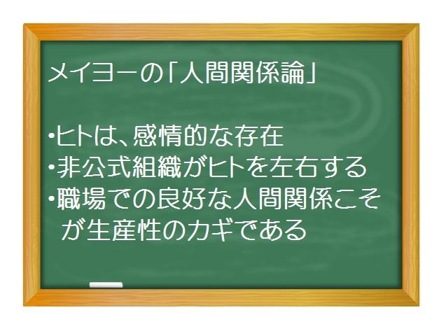 経営戦略(基礎編)_経営戦略概史(4)メイヨーと「人間関係論」