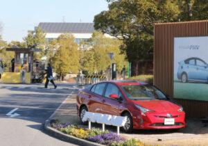 20160208_稼働停止したトヨタ自動車堤工場_日本経済新聞朝刊