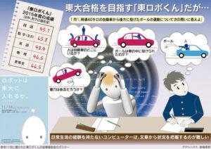 20160221_東大合格を目指す「東ロボくん」だが…_日本経済新聞朝刊