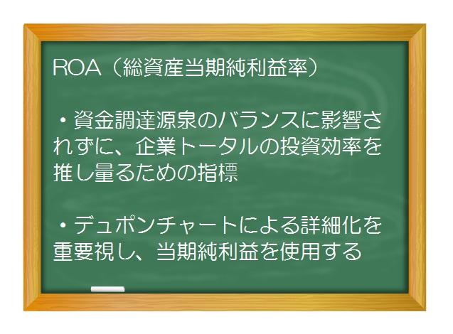 財務分析(入門編)_FY2015 トヨタ自動車 財務分析(5)ROA 財務分析テンプレート『9 Matrix Financial Analytics』より