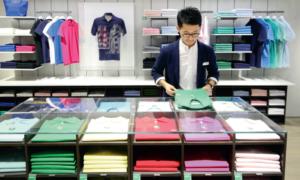 20160808_ラコステジャパンの店舗は現在約140店(写真:北山宏一)_日本経済新聞電子版
