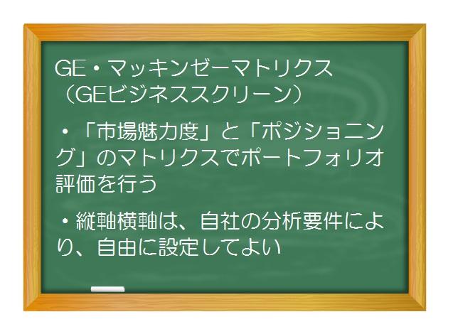 経営戦略(基礎編)_経営戦略概史(14)グラッグによるマッキンゼーの逆襲! - 難解なGE・マッキンゼーマトリクスを武器に