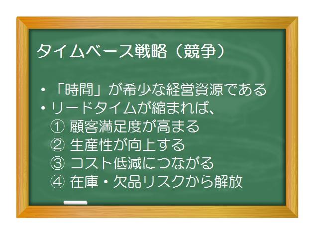 経営戦略(基礎編)_経営戦略概史(20)ストークが東京から放った「タイムベース戦略」- ケイパビリティが測定可能に!付加価値向上とコストダウンの両立策とは?