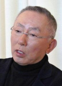 20170331_ファーストリテイリングの柳井正会長兼社長_日本経済新聞朝刊
