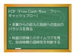 財務分析(入門編)_FY2015 トヨタ自動車 財務分析(6)FCF 財務分析テンプレート『9 Matrix Financial Analytics』より