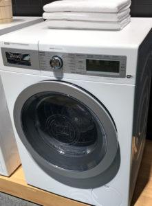 20170906_米アマゾン・ドット・コムのAIスピーカーから音声で操作できる独ボッシュの洗濯機_日本経済新聞朝刊